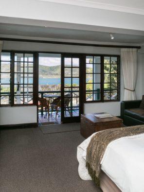 Knysna Accommodation with View
