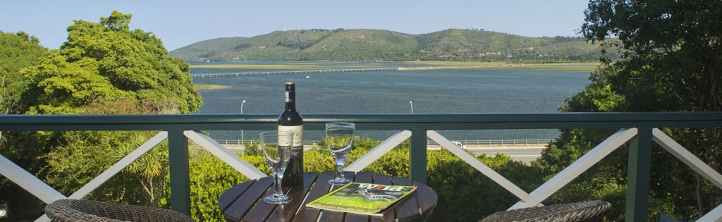 Knysna Accommodation with Lagoon View
